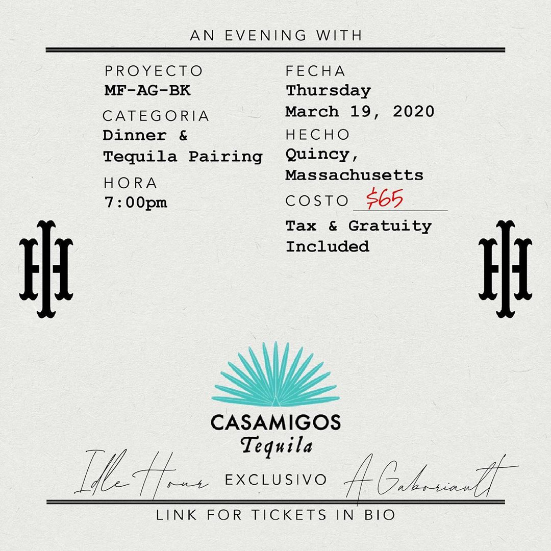 Idle Hour Casamigos Event